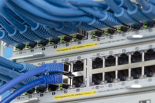 Geuder Kommunikationstechnik: Business Lösungen, Netzwerktechnik
